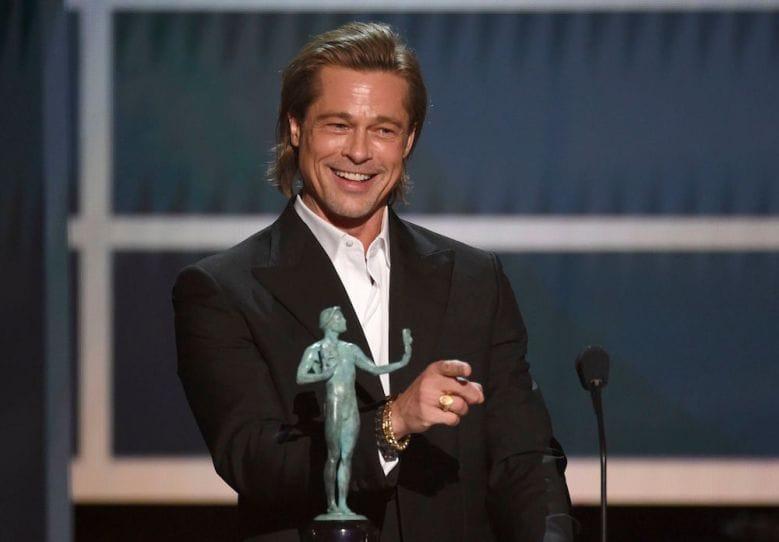 Brad Pitt Tarantino Lábfétis