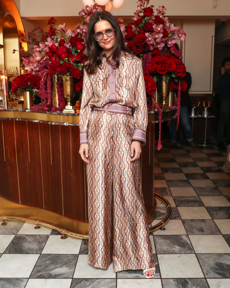 13 katie holmes new york fashion