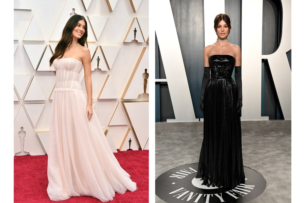 15 Oscar afterparty Camila Morrone