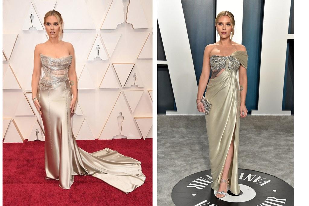 2 Oscar afterparty Scarlett Johansson