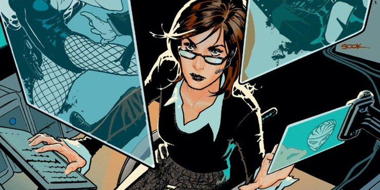 barbara gordon dc