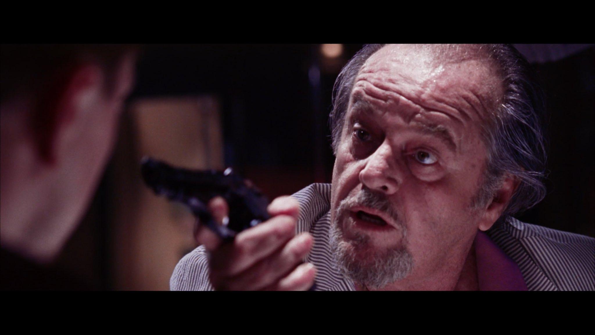 Jack Nicholson Frankcostello
