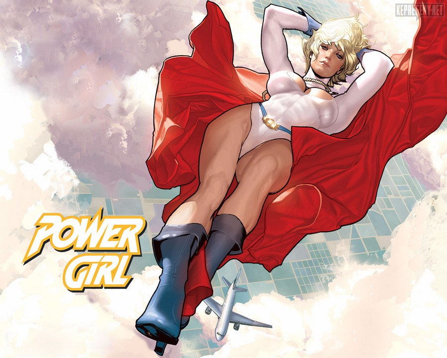power girl dc