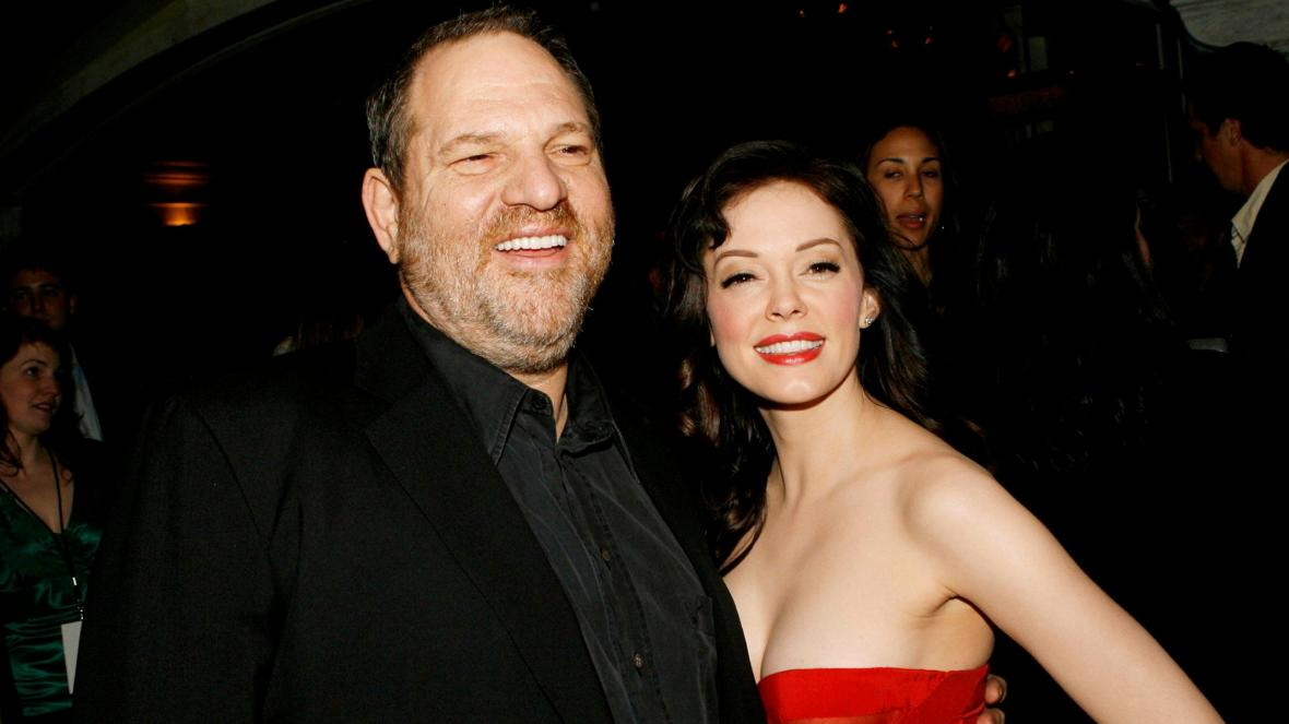rose mcgowan weinstein