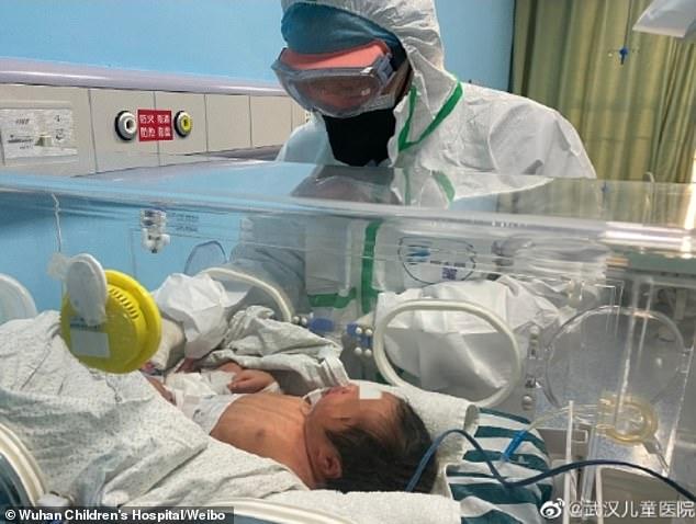 vuhan koronavirus bebi