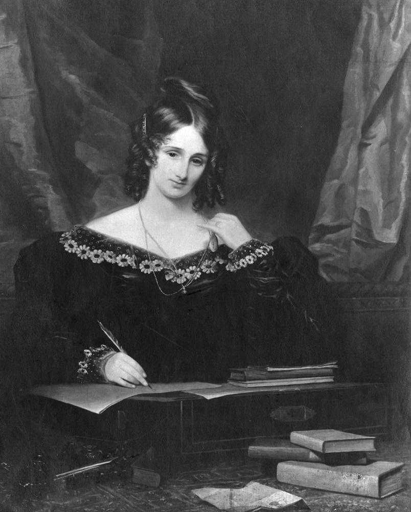 Mary Shelley az utolso ember