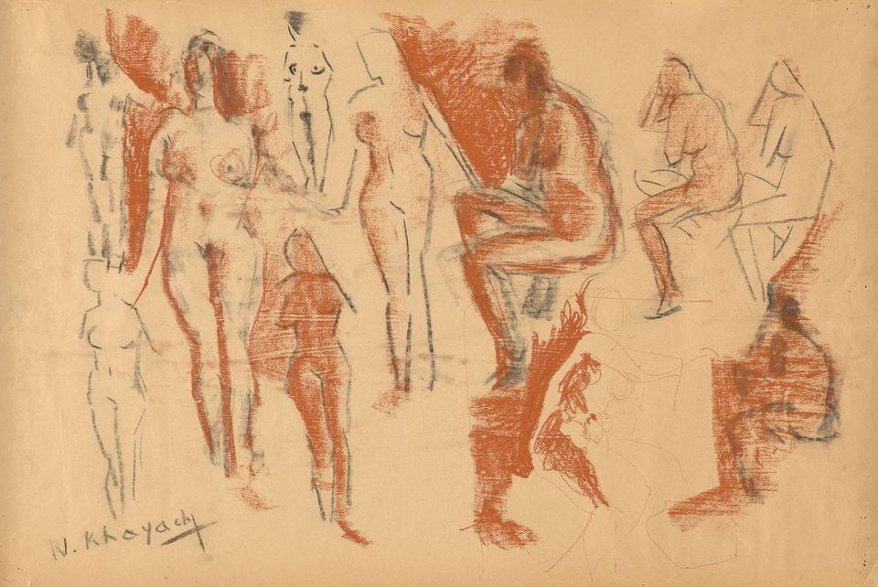 Noureddine Khayachi British Museum