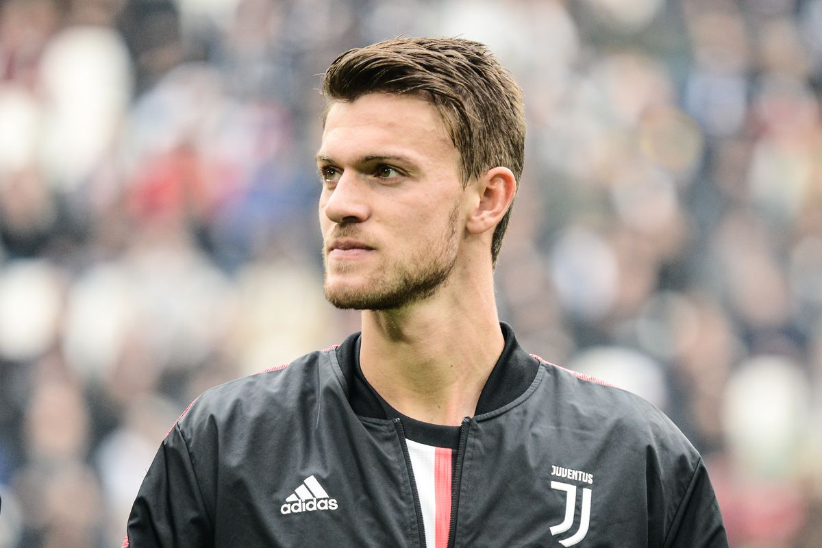 daniele rugani pandemic black and white and read all over