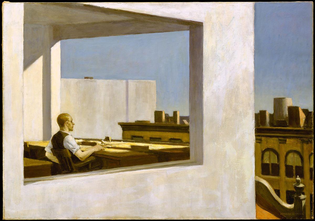 Edward Hopper Magany1