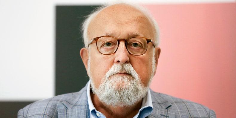meghalt Krzysztof Penderecki
