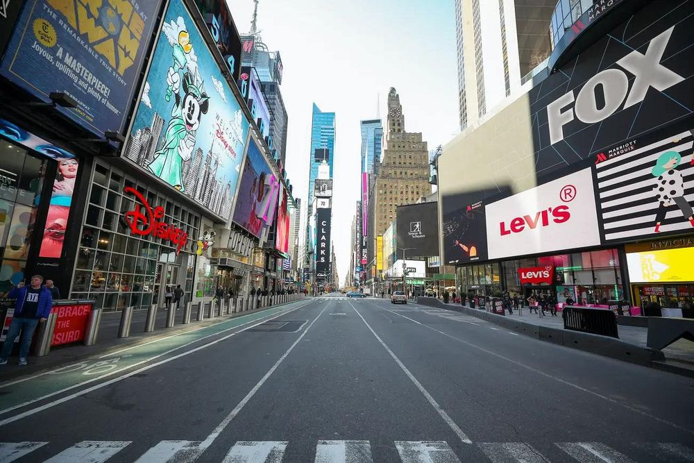 newyork korona