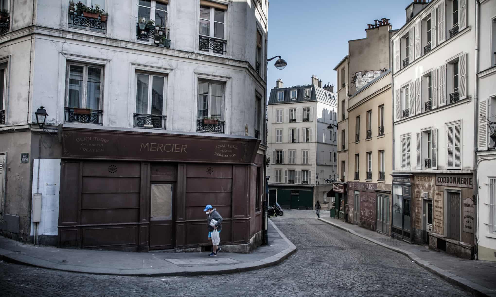 parizs 1941 forgatas