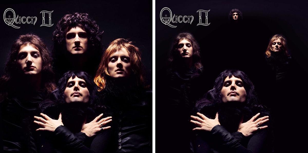 queen II 1