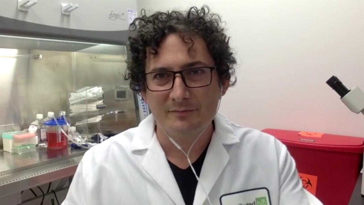 Jacob Glanville koronavirus ellenszer