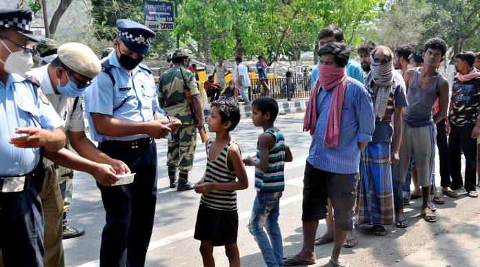 india kijarasi korlatozas rendor kezet levagtak koronavirus
