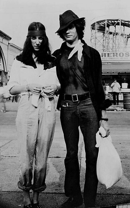 patti smith robert hippi