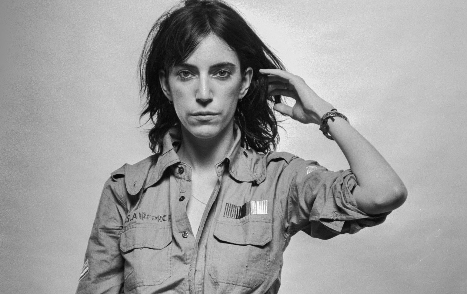 patti smith us air force ingben