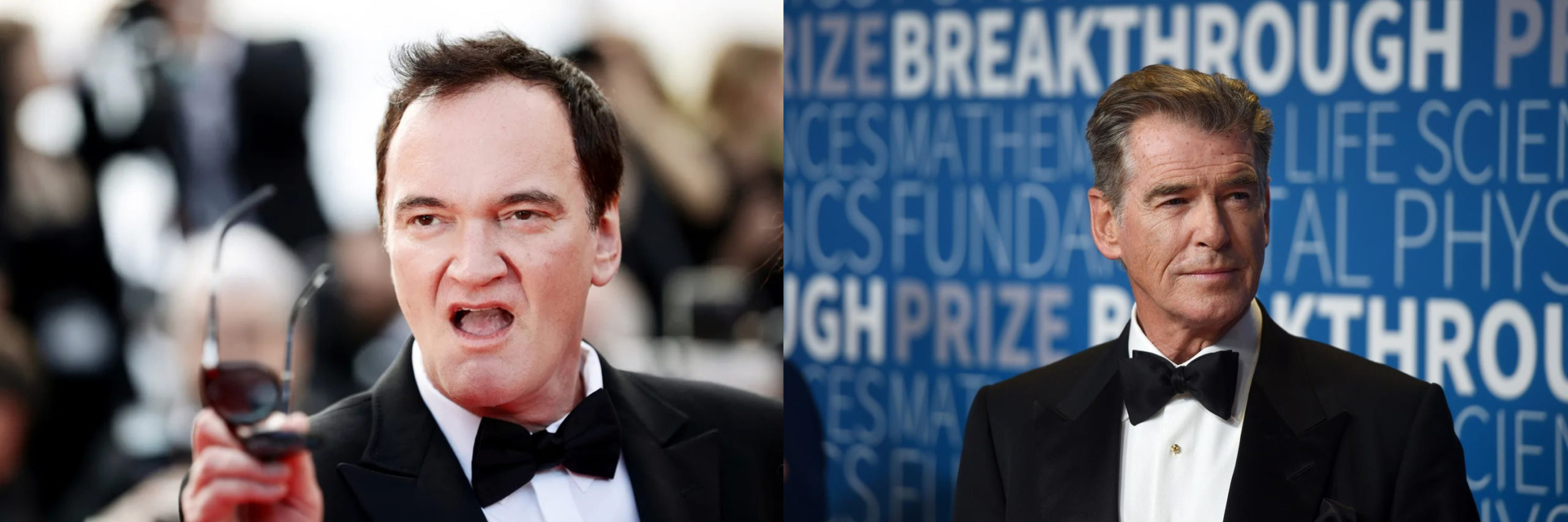 quentin tarantino pierce brosnan james bond scaled
