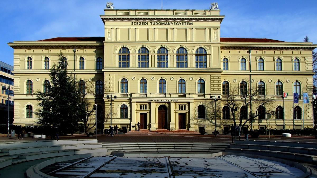 szegedi egyetem legjobb egyetemek rangsor lista