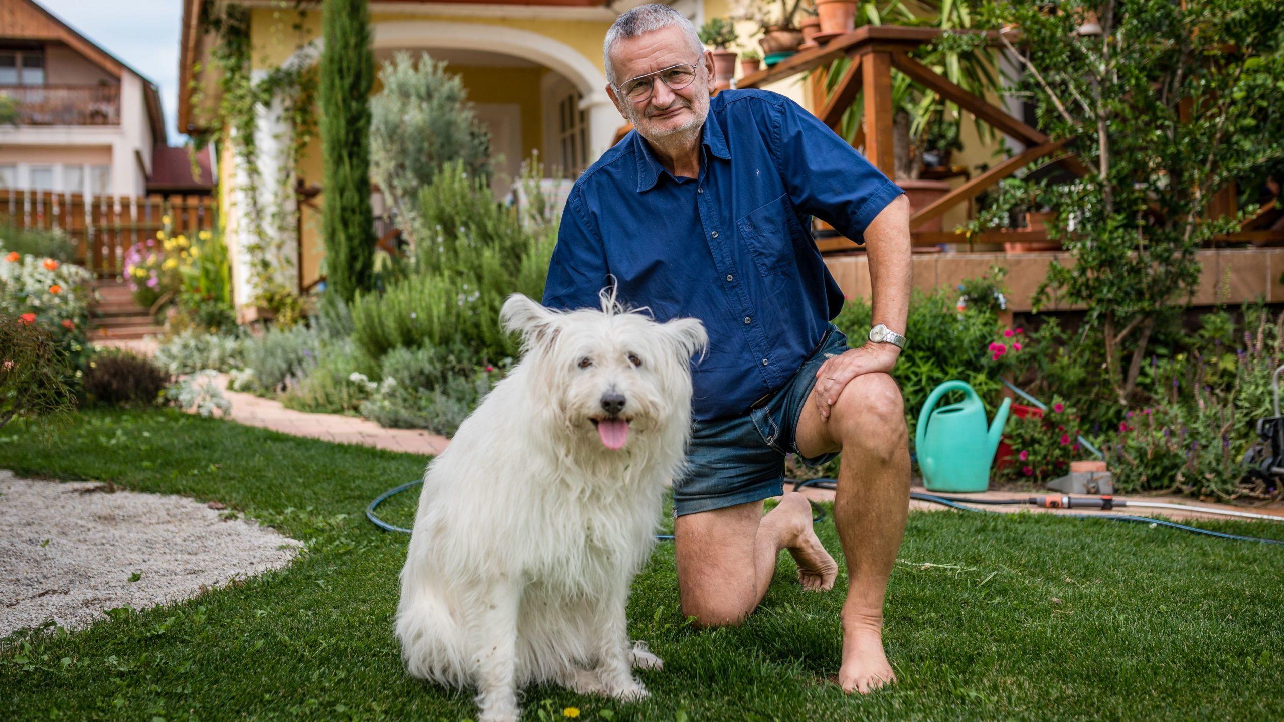 Csányi Vilmos 85 eves konyvek az emberi termeszet kutyak scaled