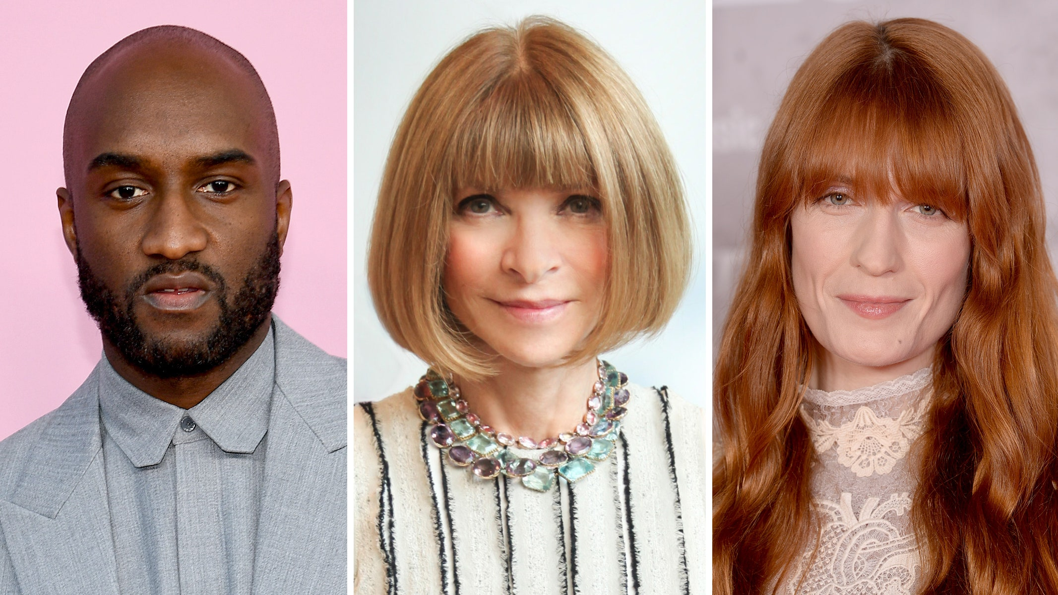 anna wintour virgil abloh florence and the machine