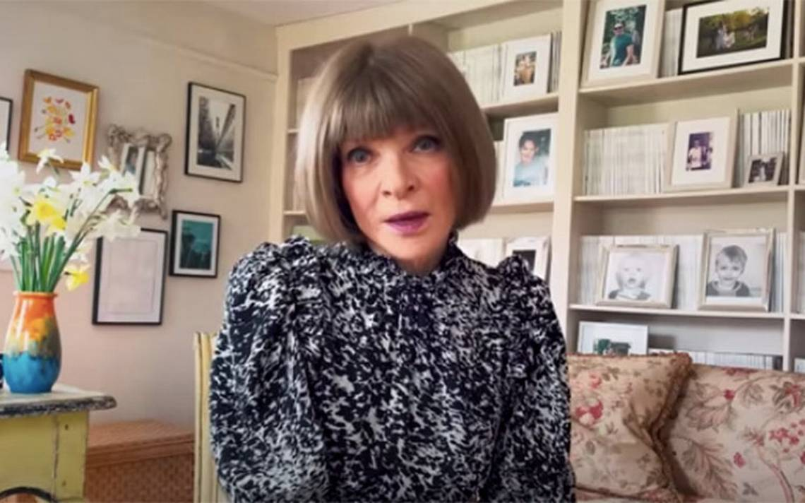 anna wintour vogue met 2020
