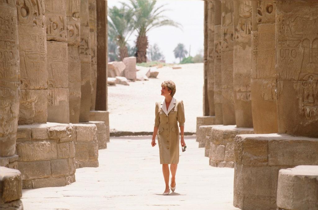 diana egyiptom