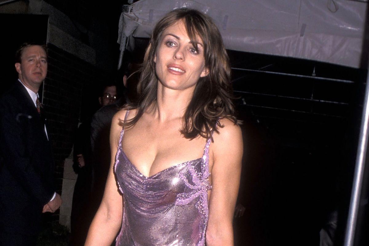 elizabeth hurley 1999