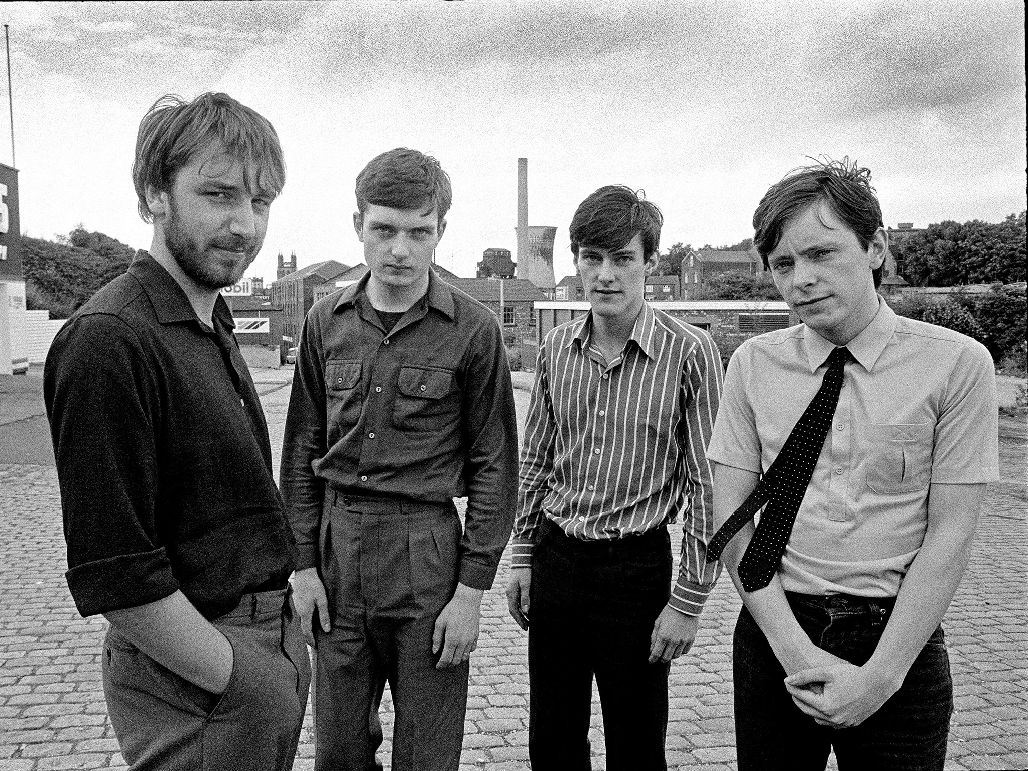 joy division ian curtis new order