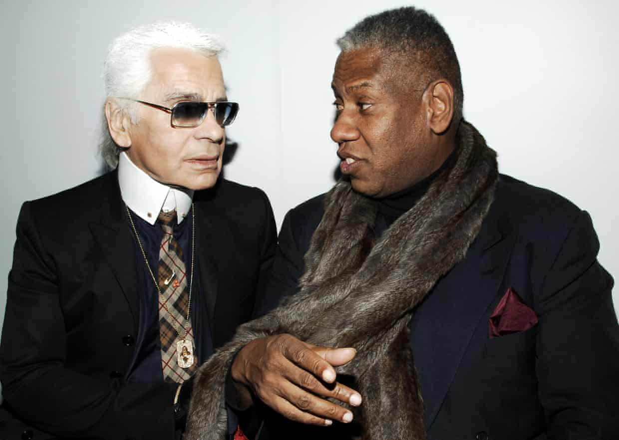 karl lagerfeld andre talley
