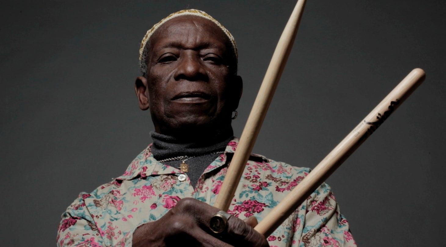 meghalt Tony Allen afrobeat