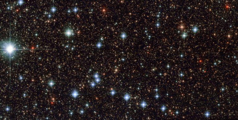 nasa hubble telescope sagittarius