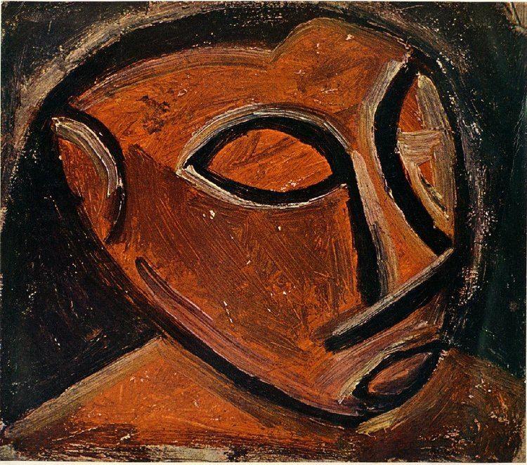 picasso afrikai maszk