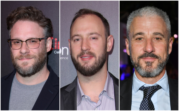 seth rogan evan goldberg bubble