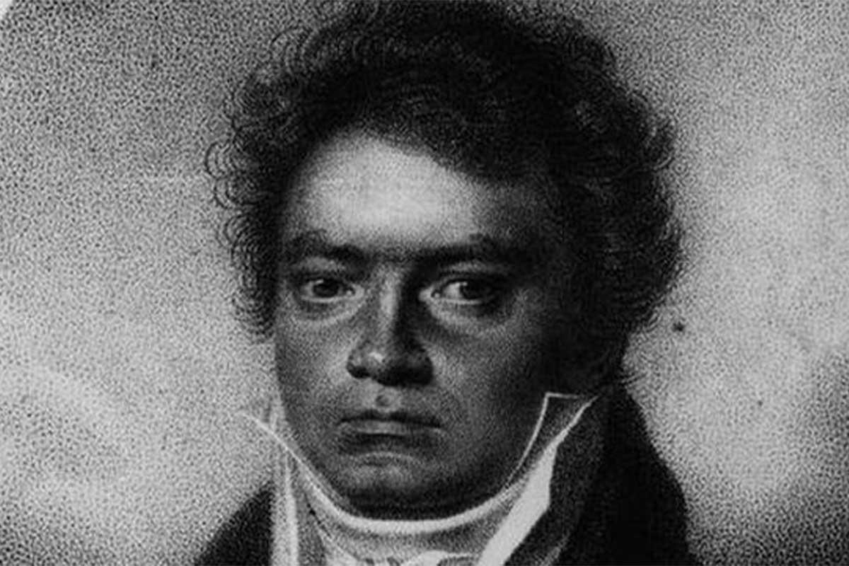 Beethoven fekete volt afrikai