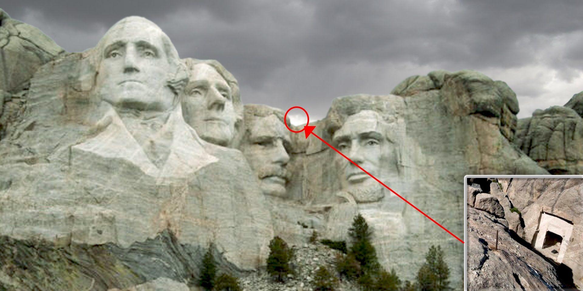 Mount Rushmore titkos szoba