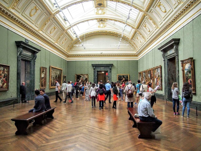 koronavirus national gallery london muzeumok nyitvatartas