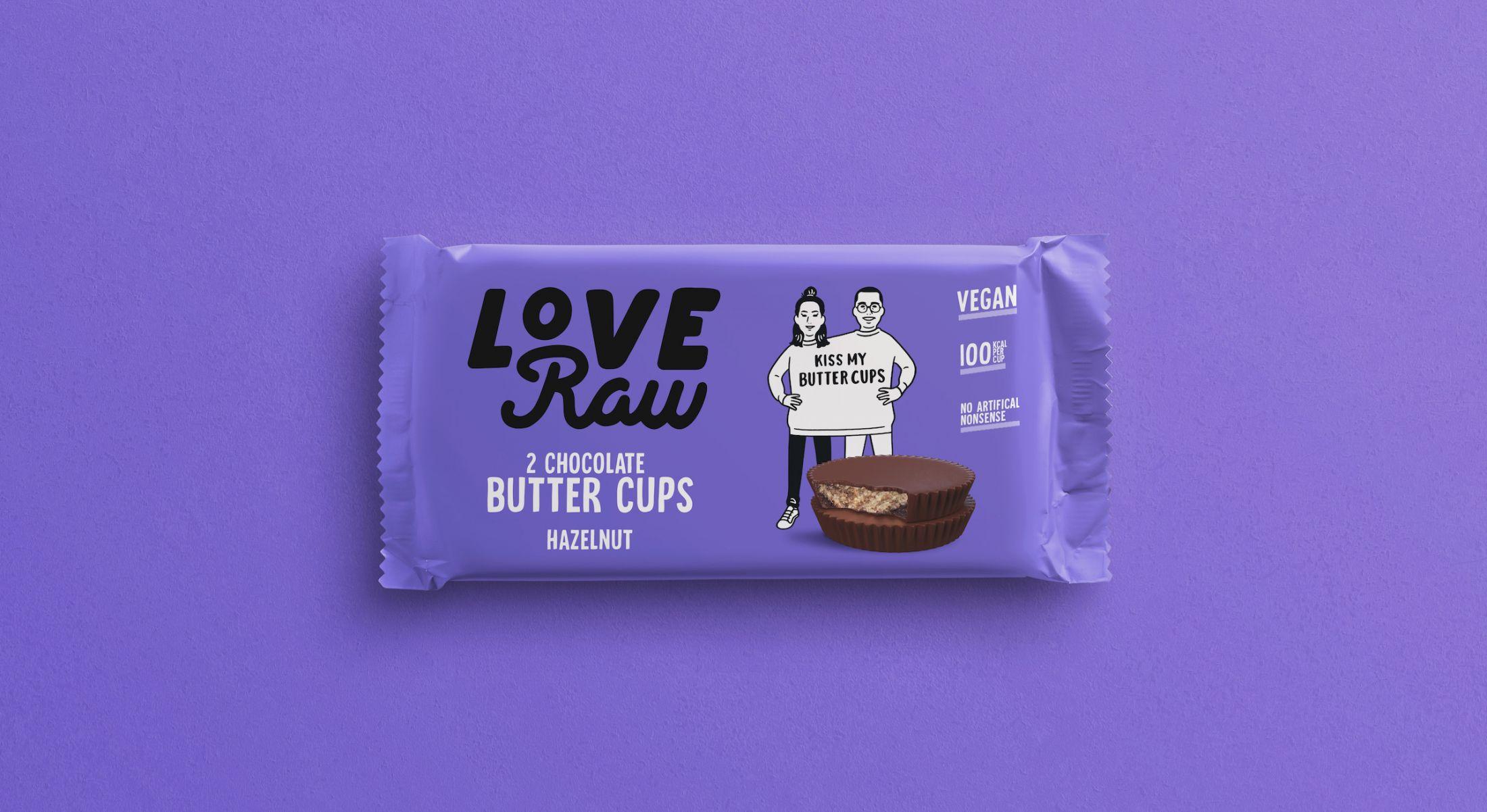loveraw csoki uj arculat