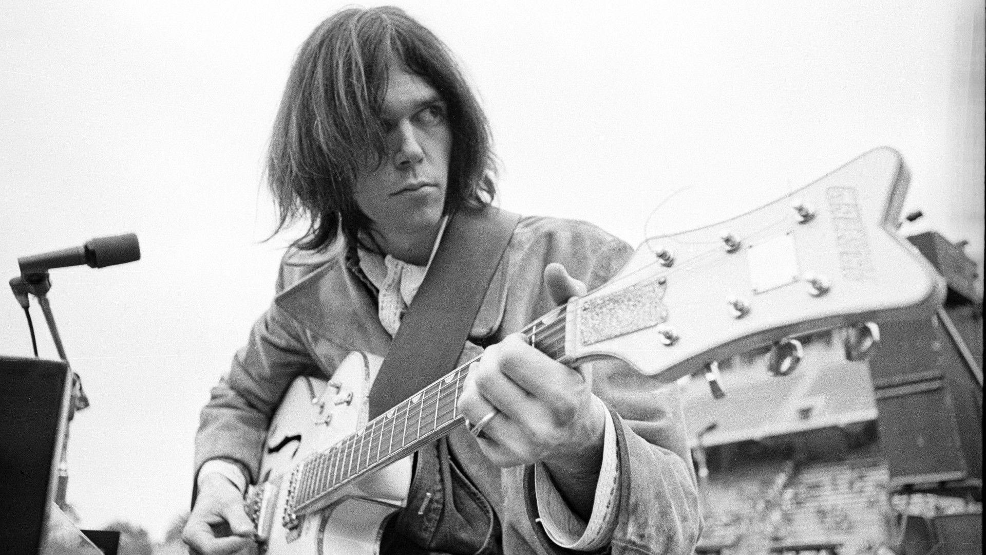 neil young homegrown album harvest