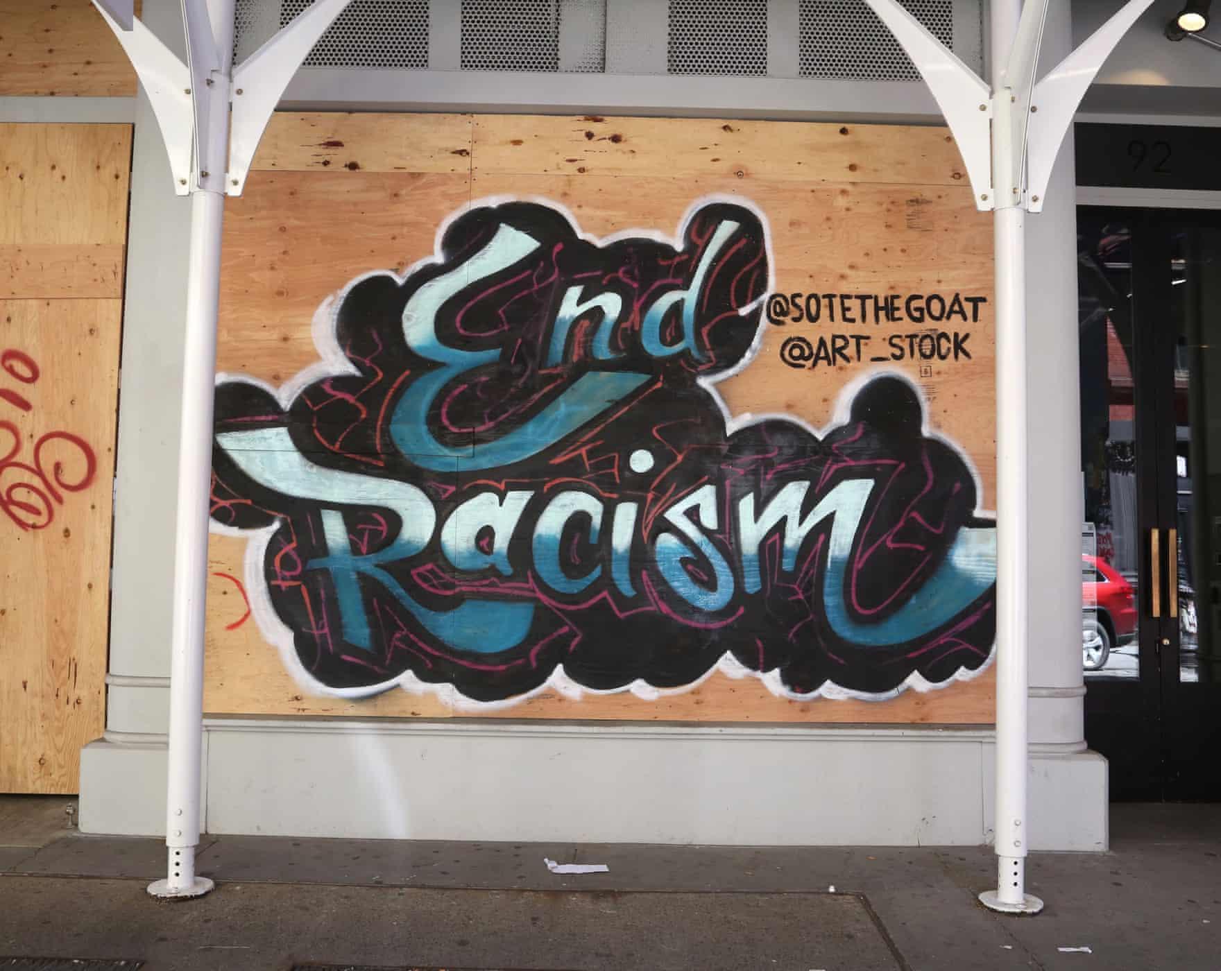 New York Graffiti Blacklivesmatter10