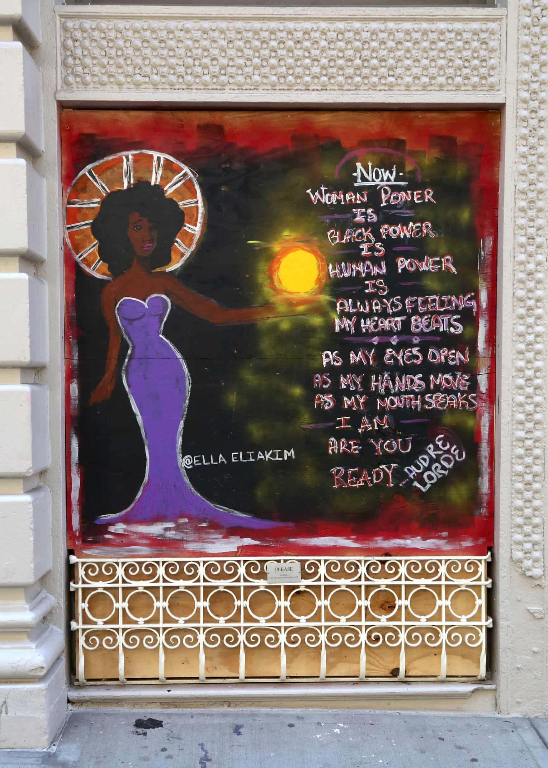 New York Graffiti Blacklivesmatter15