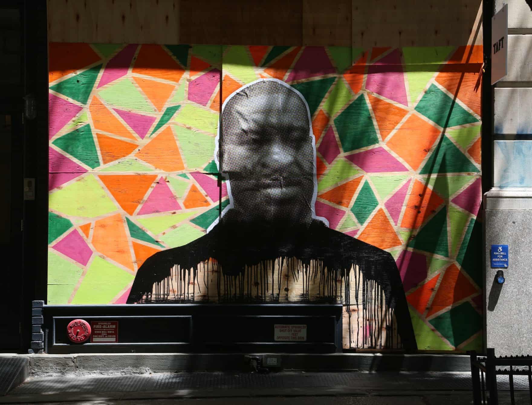 New York Graffiti Blacklivesmatter3