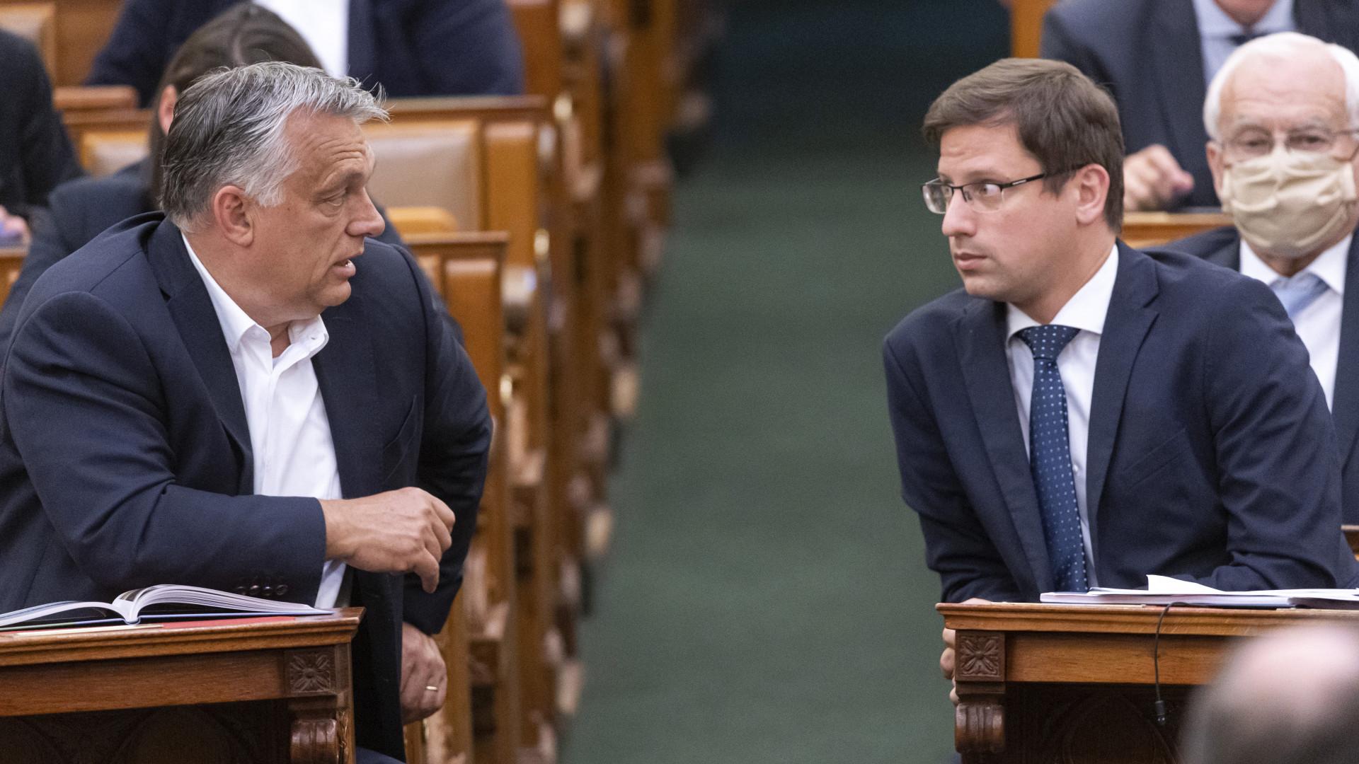 Saját minisztere buktatta le csúnyán Orbán Viktor