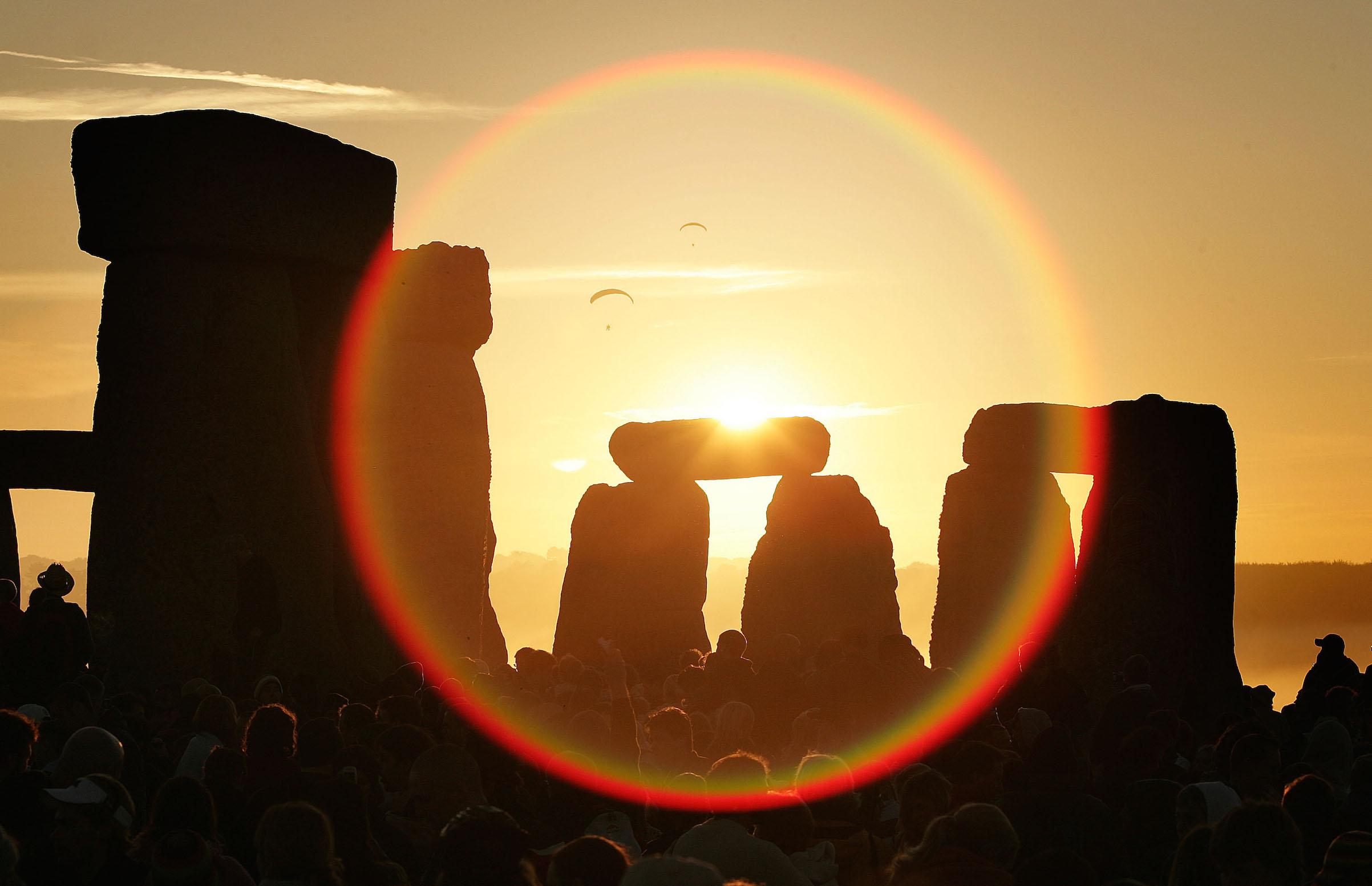 stonehenge felfedezes kore digitalis napfordulo