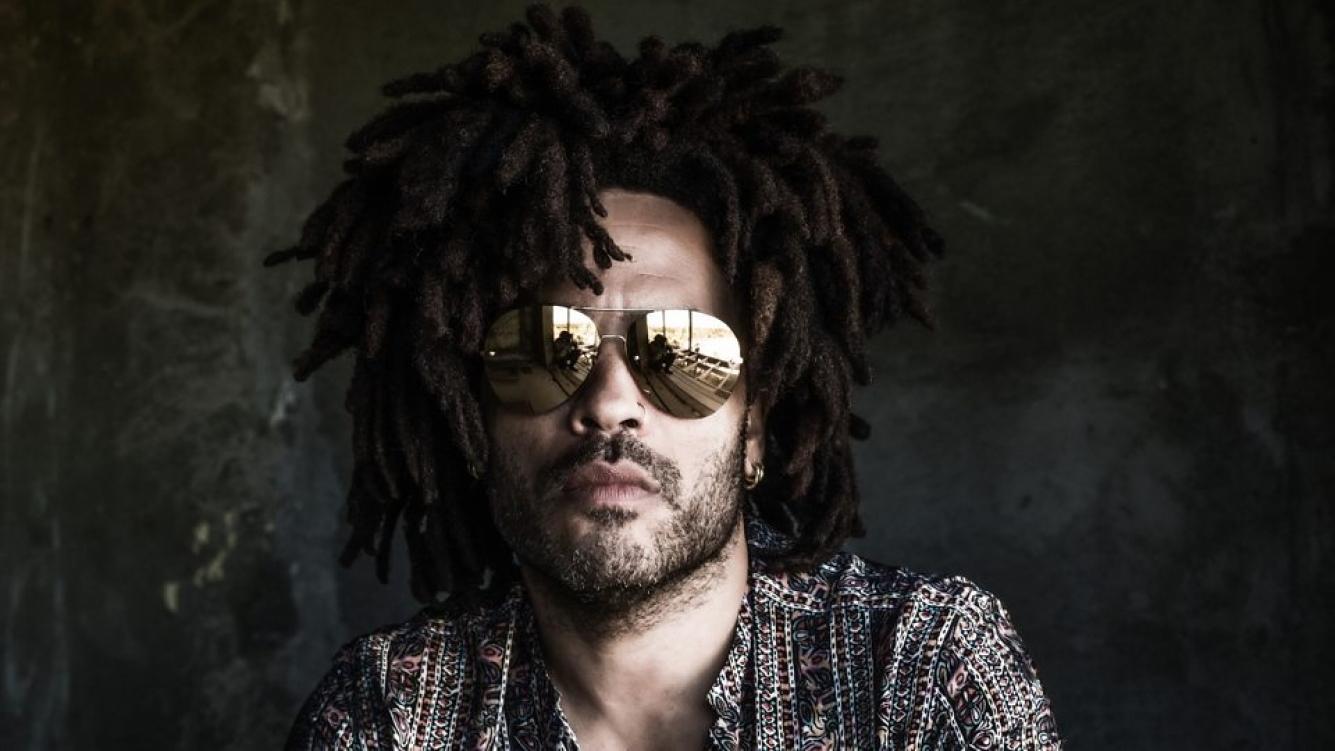 Lenny Kravitz let love rule eletrajzi konyv