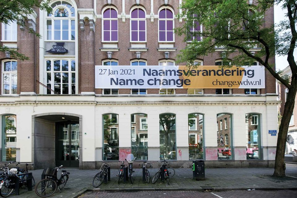 holland kortars muzeum nevvaltozas witte de with