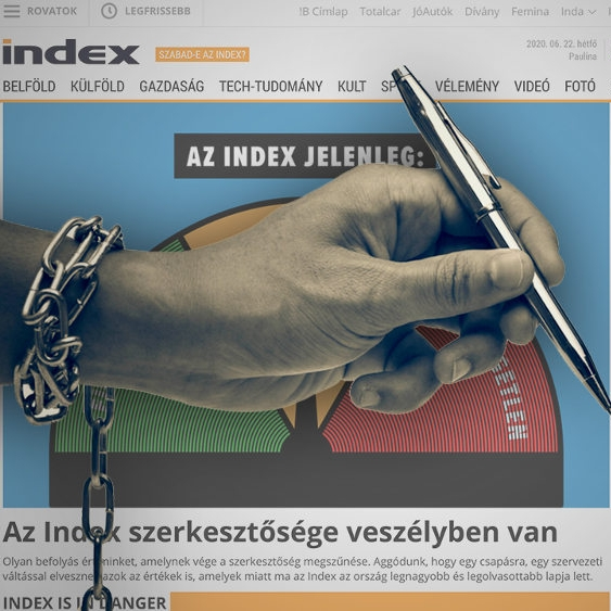 index megszunik szlovakiai magyar ujsagirok szolidaritas
