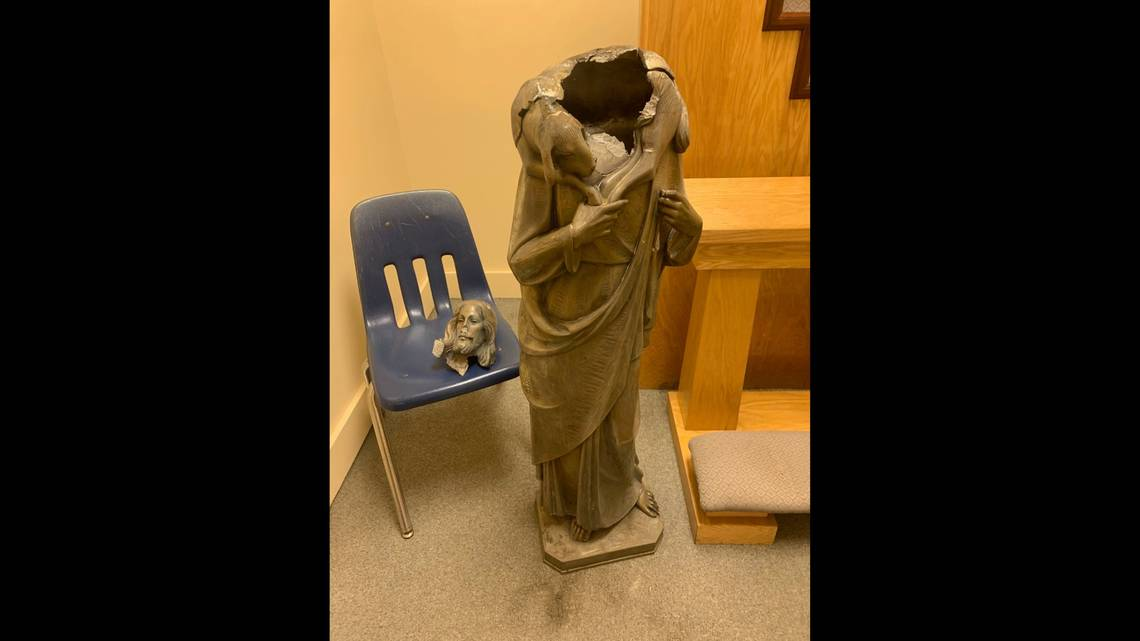 jezus szobor miami