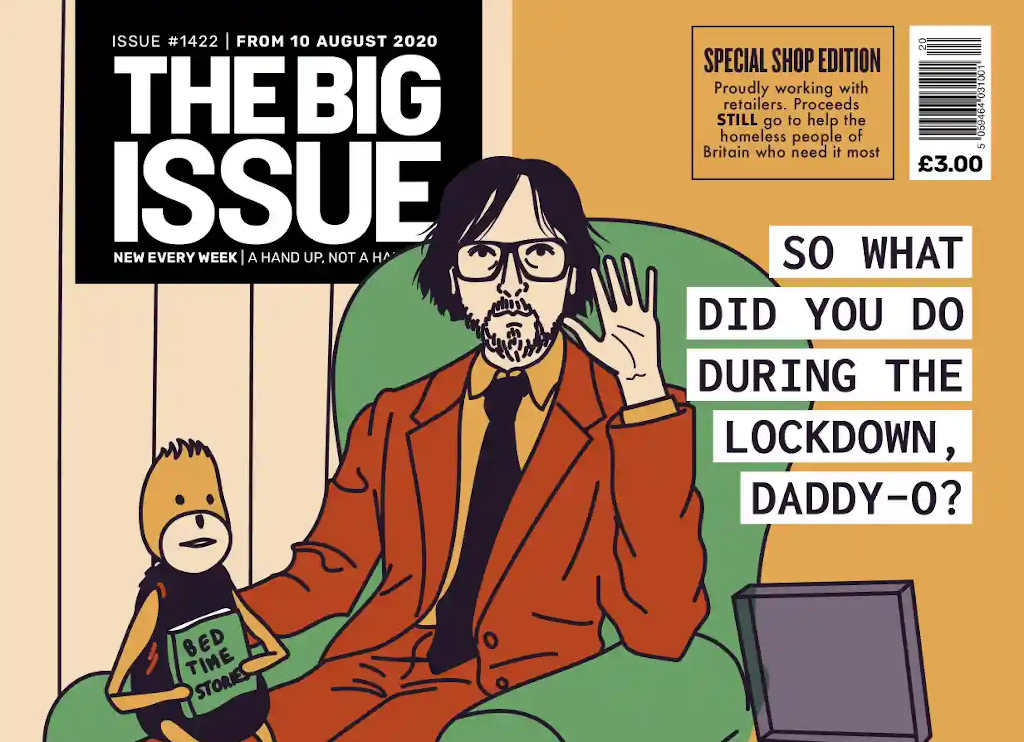 jarvis cocker big issue