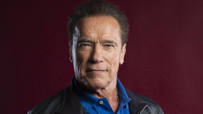 Arnold Schwarzenegger kem sorozat terminator